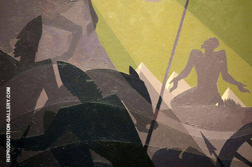 Let My People Go By Aaron Douglas