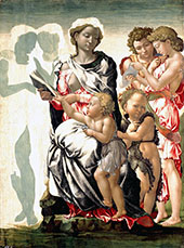 Michelangelo Manchester Mandonna By Michelangelo