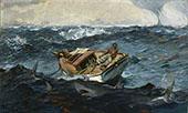 The Gulf Stream 1899 By Winslow Homer