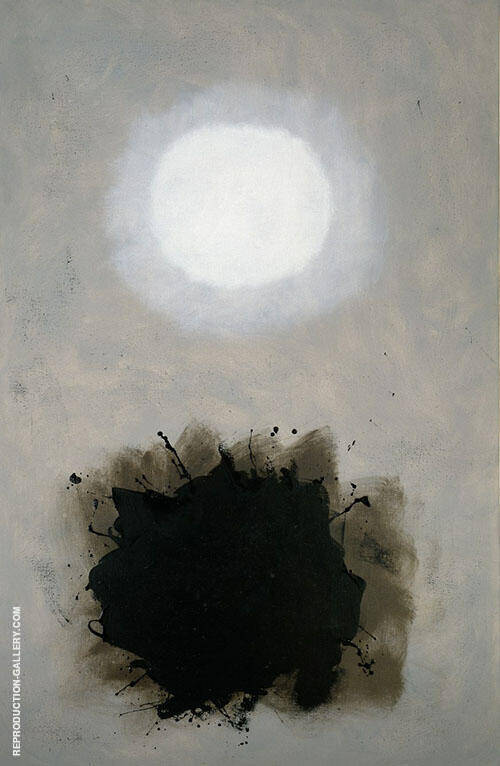 Mist By Adolph Gottlieb