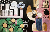 The Moroccans 1915 By Henri Matisse