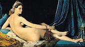 La Grande Odalisque 1814 By Jean-Auguste-Dominique-Ingres