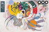 Dominant Curve 1936 By Wassily Kandinsky