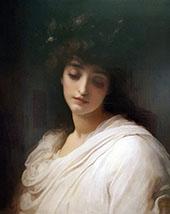 Elegy 1888 By Frederick Lord Leighton