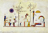 Serious Fun 1930 By Wassily Kandinsky