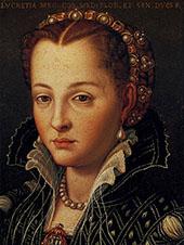 Portrait 1503 By Agnolo Bronzino