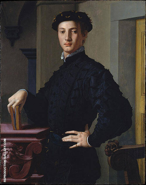 Agnolo di Cosimo 1503 Painting By Agnolo Bronzino - Reproduction Gallery