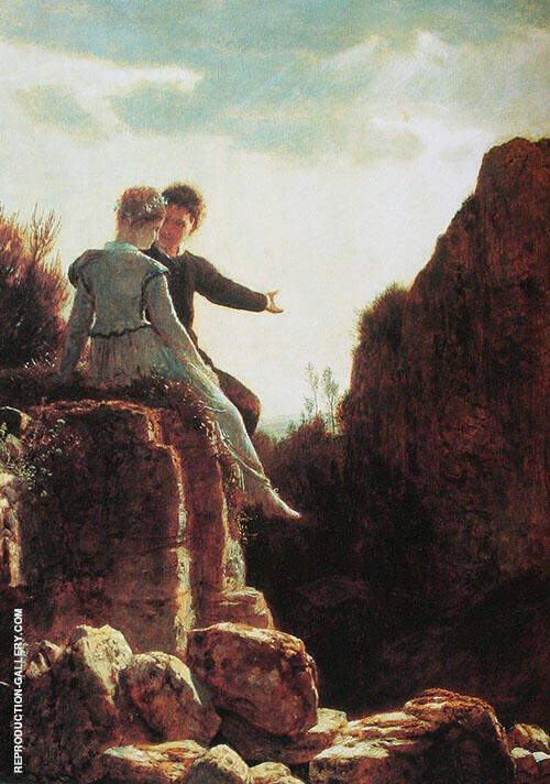 Honeymoon 1890 By Arnold Brocklin