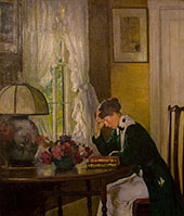 The Letter 1933 By Edmund C Tarbell