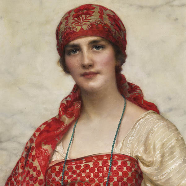 Oil Painting Reproductions of William Clarke Wontner