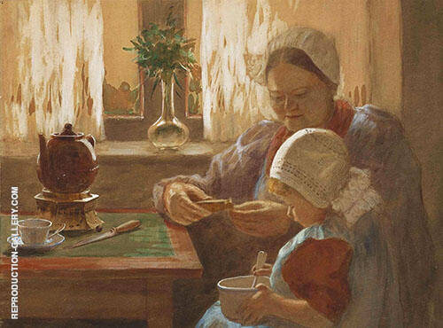 Breakfast By Addison Thomas Millar
