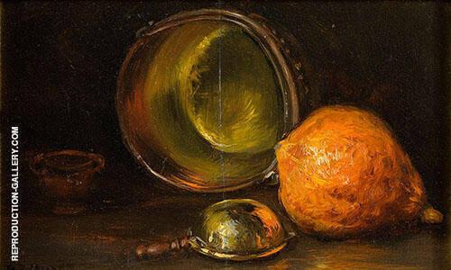 Stillleben 1 1913 By Addison Thomas Millar