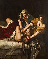 Judith Slaying Holofernes 1614 By Artemisia Gentileschi