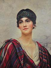 Femme Fatale By William Clarke Wontner
