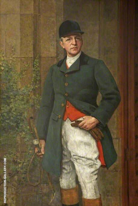 John Skipworth Gibbons 1902 By William Clarke Wontner