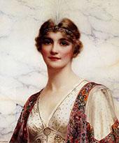 The Fair Persian By William Clarke Wontner