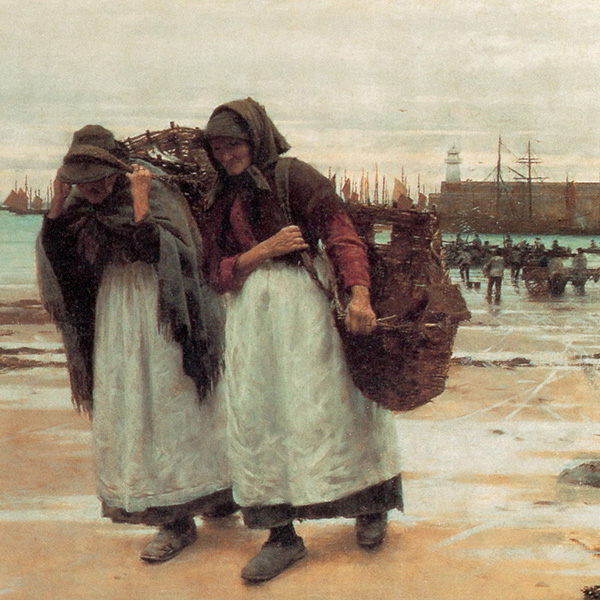Oil Painting Reproductions of Walter Langley