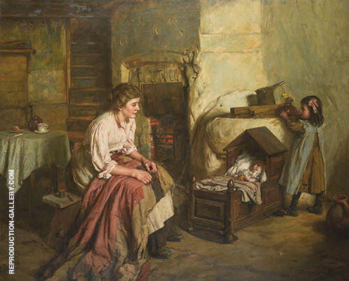 Maternity By Walter Langley