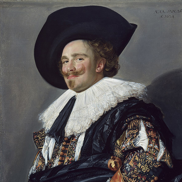 Oil Painting Reproductions of Frans Hals