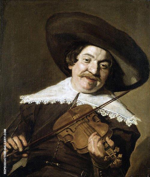 Daniel van Aken By Frans Hals