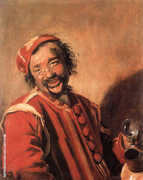 Peeckelhaeringh 1628 Painting By Frans Hals - Reproduction Gallery
