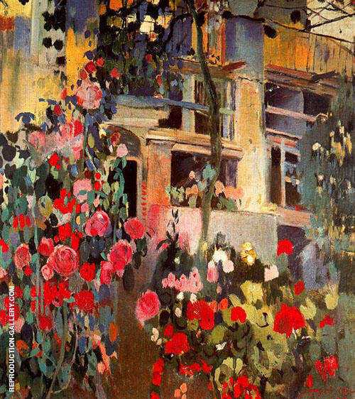 Rosas By Joaquin Mir Trinxet