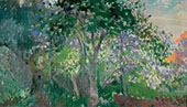 The Big Tree Sa Calobra 1903 By Joaquin Mir Trinxet