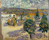 Thundery Sky 1907 By Joaquin Mir Trinxet
