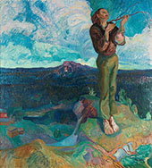 The Fool 1907 By Axel Torneman
