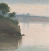 Beaumaris Seascape 1925 By Clarice Beckett