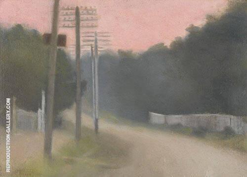 Evening Light Beaumaris 1925 By Clarice Beckett