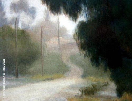 Foggy Morn By Clarice Beckett