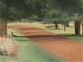 Gardens 1927 By Clarice Beckett
