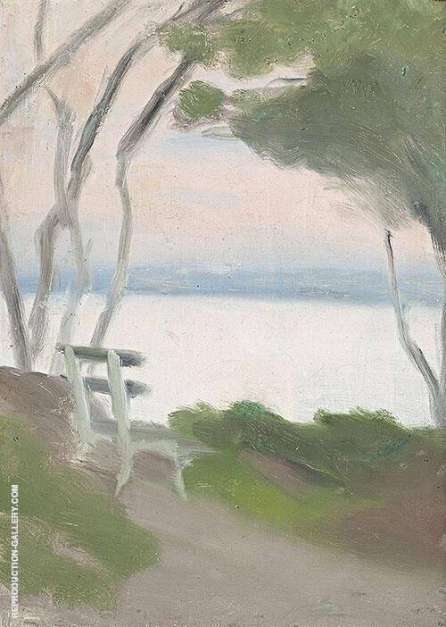 Quiet Spot 1927 By Clarice Beckett