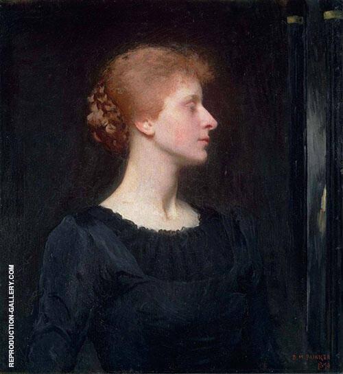 Jessica 1890 By Dennis Miller Bunker