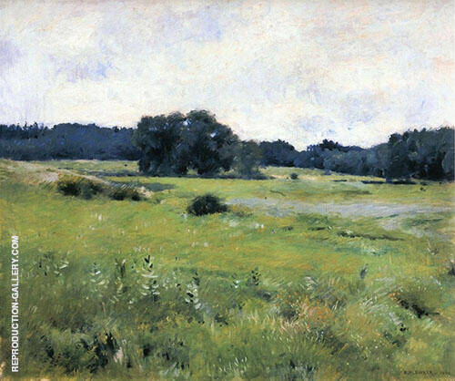 Meadow Lands 1890 By Dennis Miller Bunker