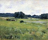 Meadow Lands 1890 By Dennis Miller Bunker