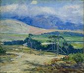 Carmel Hills 1914 By Guy Rose