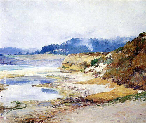 Grey Afternoon Painting By Guy Rose - Reproduction Gallery
