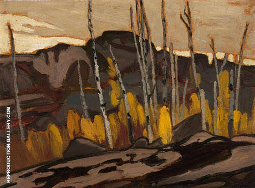 Lake Superior Sketch 1923 By Lawren Harris