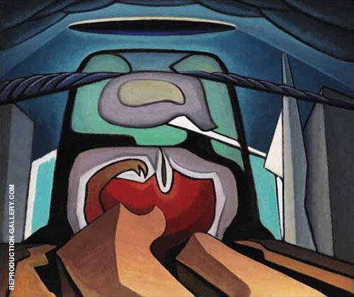 LSH 21 1942 By Lawren Harris