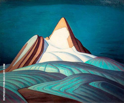 Rocky Mountains 1930 By Lawren Harris