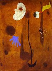 Untitled 1925 By Joan Miro
