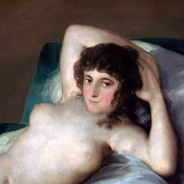 Oil Painting Reproductions of Francisco Goya