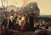 Parga Refugees 1831 By Francesco Hayez