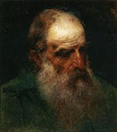Self Portrait 2 By Francesco Hayez