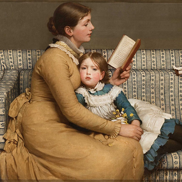 Oil Painting Reproductions of George Dunlop Leslie