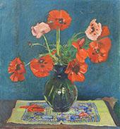 Still Life 1939 By Cuno Amiet