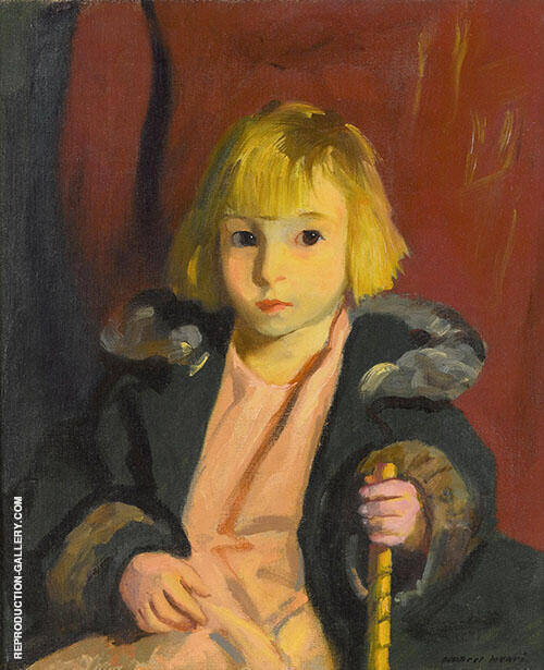 Carl Schleicher Painting By Robert Henri - Reproduction Gallery