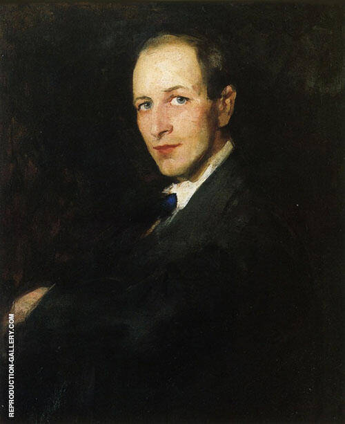 George Wesley Bellows Painting By Robert Henri - Reproduction Gallery